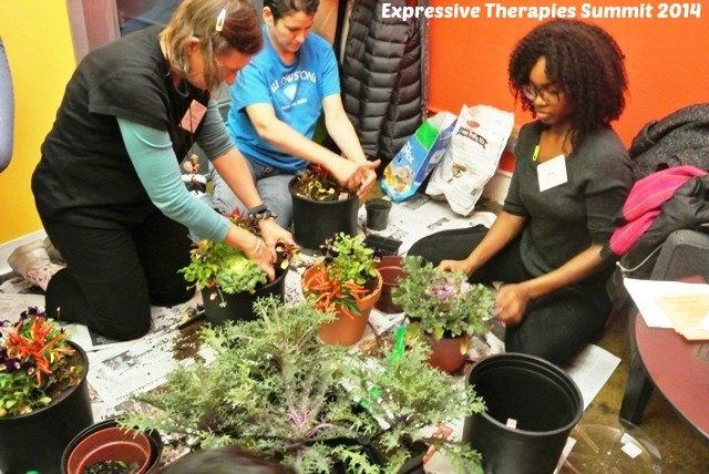 How Edible Container Gardening Is A Tool for Connecting With Aspects of Your Inner Self